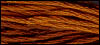 Classic Colorworks - Bramble Bush -Crescent Colours, Bramble Bush, #130, cross stitch, needlework, thread, Hand Dyed Floss
