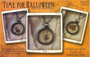 Country Stitches - Time for Halloween - Cross Stitch Charts