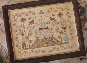 Country Stitches - Sampler Hill - Cross Stitch Pattern