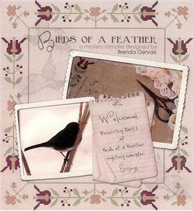 With Thy Needle & Thread - Birds of a Feather - Part 1