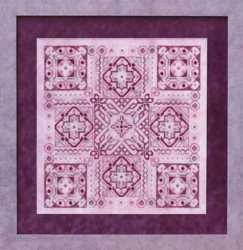 Glendon Place - Cherries Jubilee - Cross Stitch Pattern