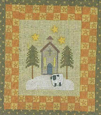 Elizabeth's Designs - Country Church