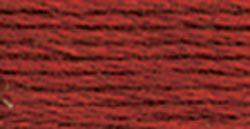 DMC 3777 Very Dark Terra Cotta Six Strand Floss