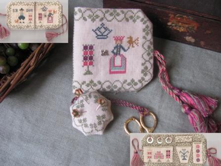 Mani di donna - Dutch Pochette - Cross Stitch Patterns