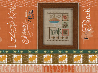 Lizzie Kate - Celebrate with Charm - Thankful
