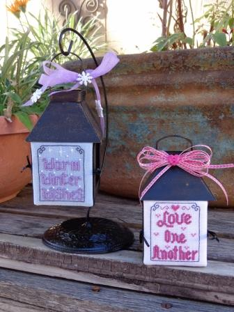 Faithwurks Designs - Mini Lantern Greetings #2