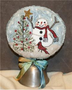 Fiddlestix Designs - Topping the Tree