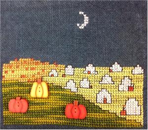 Fireside Originals - Harvest Moon