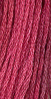 Gentle Art Sampler Threads - Red Grape - Hand Over-dyed Floss