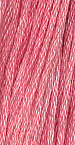 Gentle Art Sampler Threads - Victorian Pink - Hand Over-dyed Floss
