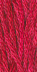 Gentle Art Sampler Threads - Schoolhouse Red - Hand Over-dyed Floss