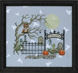 Glendon Place - Whooligan's Hangout - Cross Stitch Pattern