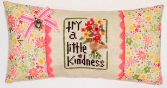 Heart in Hand Needleart - Try a Little Kindness Limited Edition Kit