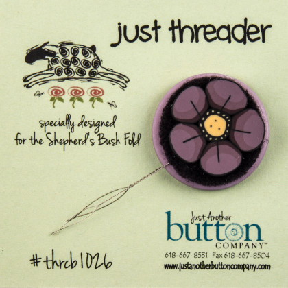 Just Another Button Company - Shepherd's Fold Needle Threader