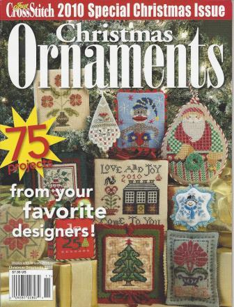 Just Cross Stitch - 2010 Christmas Ornament Special Issue