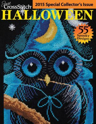 Just Cross Stitch - 2015 Halloween Special Collector's Issue