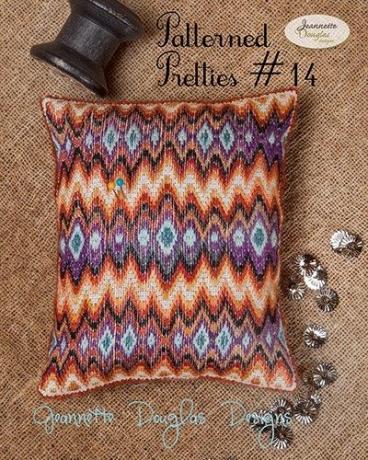 Jeannette Douglas Designs - Patterned Pretties #14