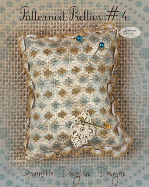 Jeannette Douglas Designs - Patterned Pretties # 4