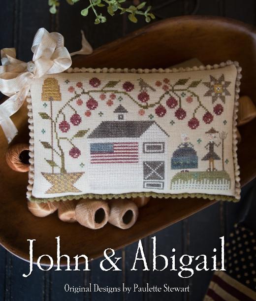 Plum Street Samplers - John & Abigail