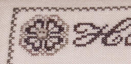 Jeannette Douglas Designs - Key to Home - Cross Stitch Pattern