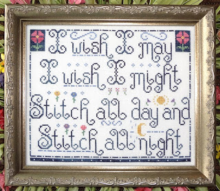 My Big Toe Designs - Stitch All Day - Cross Stitch Pattern