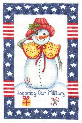 Bobbie G. Designs - Honoring Our Military