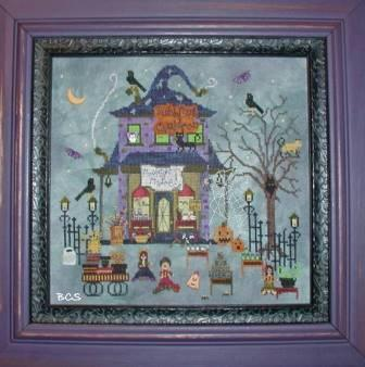 Praiseworthy Stitches - Sale at the Bubbling Cauldron
