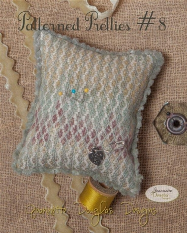 Jeannette Douglas Designs - Patterned Pretties # 8