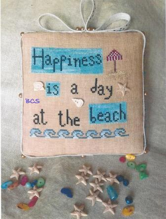 Romy's Creations - Happiness at the Beach