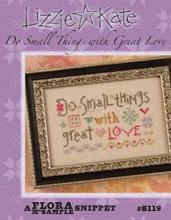 Lizzie Kate - Flora McSample - Do Small Things with Great Love