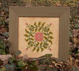 Summer House Stitche Workes - Corona - Cross Stitch Pattern