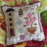 Lizzie Kate - Things Unseen Mystery Sampler - Part 2 - Cross Stitch Pattern