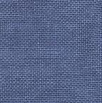 Weeks Dye Works - 30 Ct Blue Jeans Linen - 13 x 17