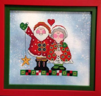 Amy Bruecken Designs - Christmas Magic - Cross Stitch Pattern