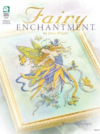 Annie's - Fairy Enchantment - Cross Stitch Book