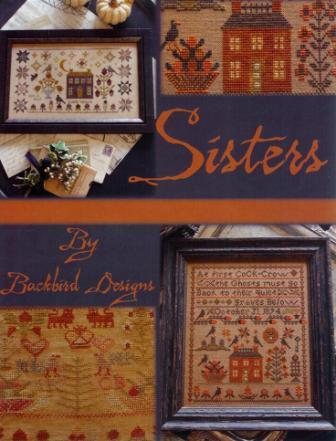 Blackbird Designs - Sisters - Cross Stitch Patterns