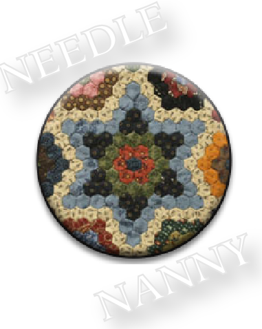 Quilt Dots - Simple Blessings Needle Nanny
