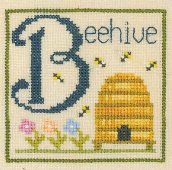 Elizabeth's Designs - B is for Beehive