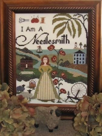 By The Bay Needleart - I Am a Needlesmith