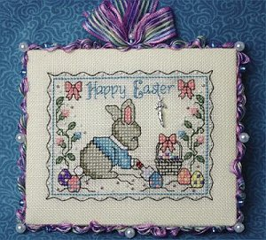 The Sweetheart Tree - The Busy Easter Bunny Kit