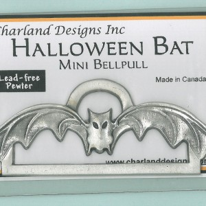 Just Another Button Company - Bat Bellpull for Boo Friends