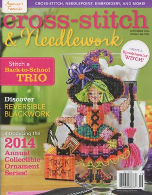 Cross Stitch & Needlework Magazine - 2014 - 5 - Sept/Oct