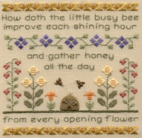Elizabeth's Designs - The Busy Bee