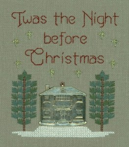 Elizabeth's Designs - Night Before Christmas Chartpack