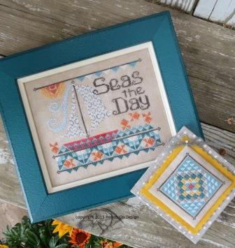 Hands On Design - Seas the Day