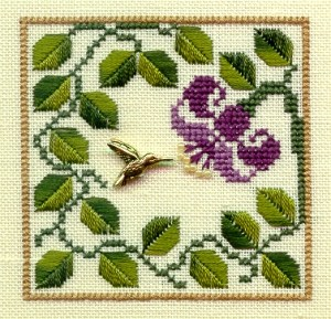 Elizabeth's Designs - Hummingbird Kit