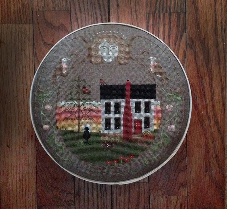 Lone Elm Lane - Spring Angel