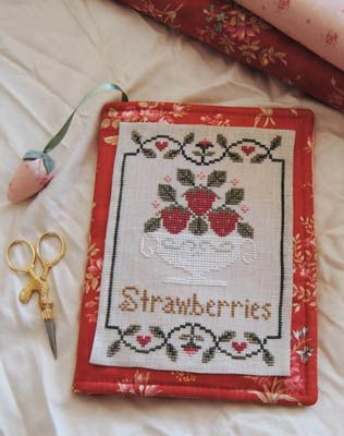 Impie, Hattie & Bea - Strawberry Workbook