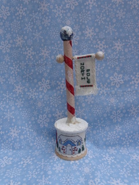 Faithwurks Designs - The Way to the North Pole - Limited