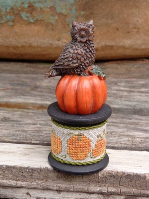 Faithwurks Designs - Pumpkin Patch Guardian